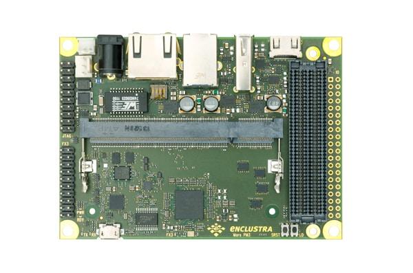 Enclustra FPGA Solutions   Mars PM3