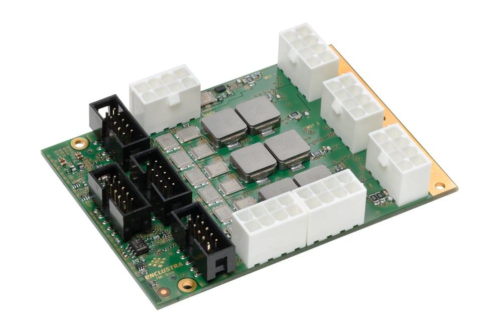 Enclustra FPGA Solutions | FMC DR2