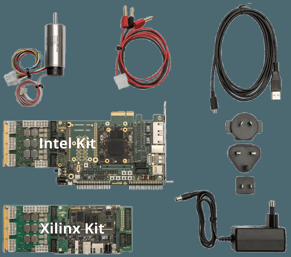 Enclustra FPGA Solutions | Universal Drive Controller