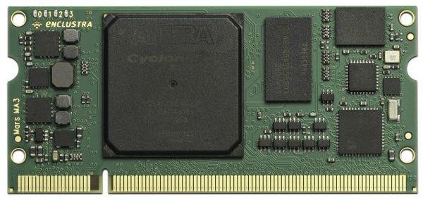 Enclustra FPGA Solutions | Mars MA3