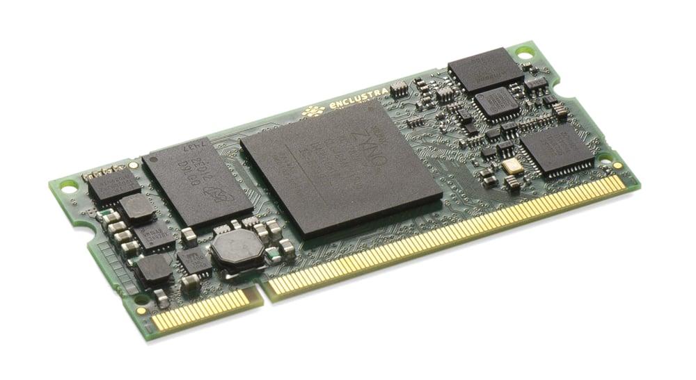Enclustra FPGA Solutions | Mars ZX3