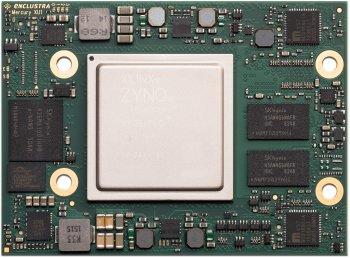 Enclustra FPGA Solutions   Mercury+ XU1