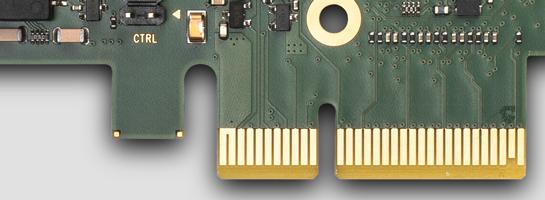 Enclustra FPGA Solutions | PCI Express to Wishbone Bridge